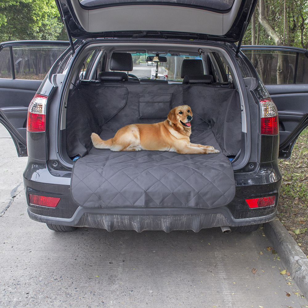 Non Slip Waterproof Dog Cargo Protector Mat For Trunk