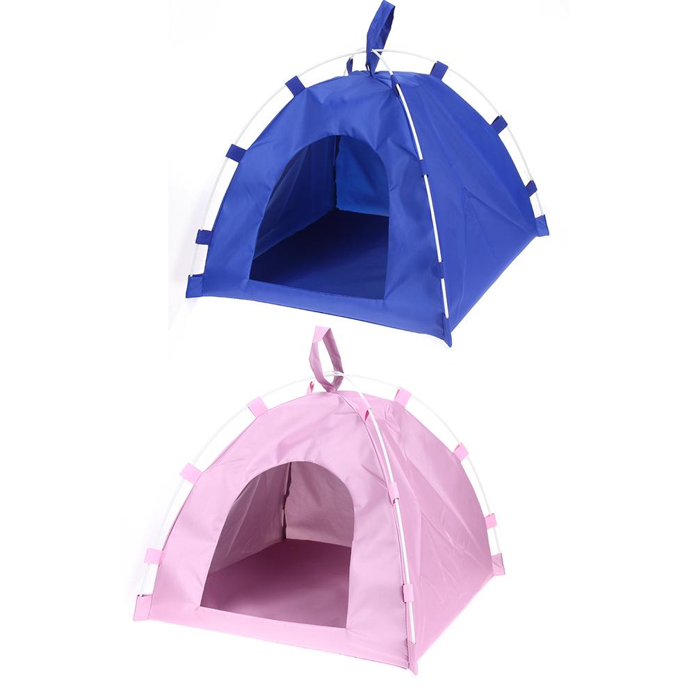 Folding Pet Tent Waterproof Kennel